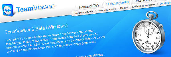 teamviewer 6 pour android