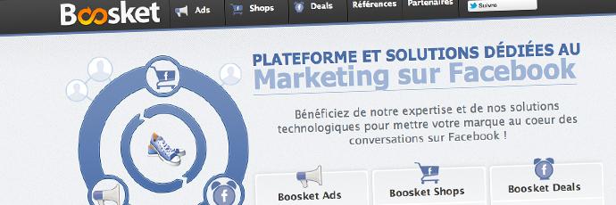 Boosket ou comment vendre ses produits sur Facebook facilement