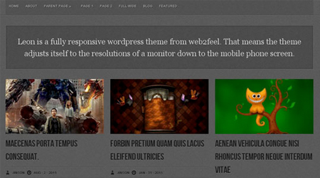 theme-responsive-wordpress-leon