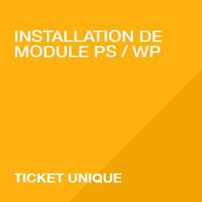 ticket-installation-module