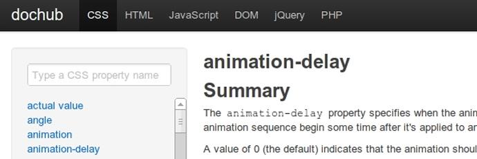 Lien : DocHub, Instant Documentation Search