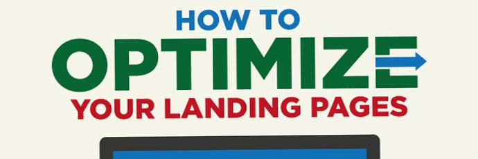 infographie   comment optimiser vos landing pages