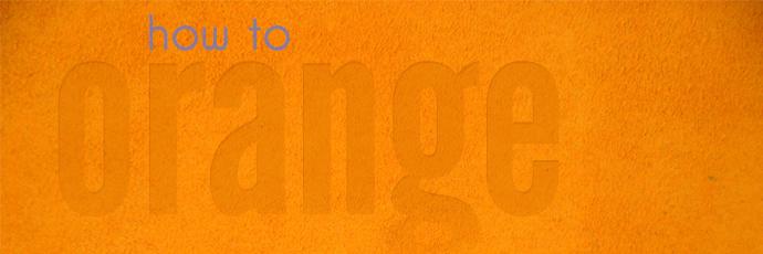 Orange : 7 astuces pour utiliser cette formidable mais dangereuse couleur