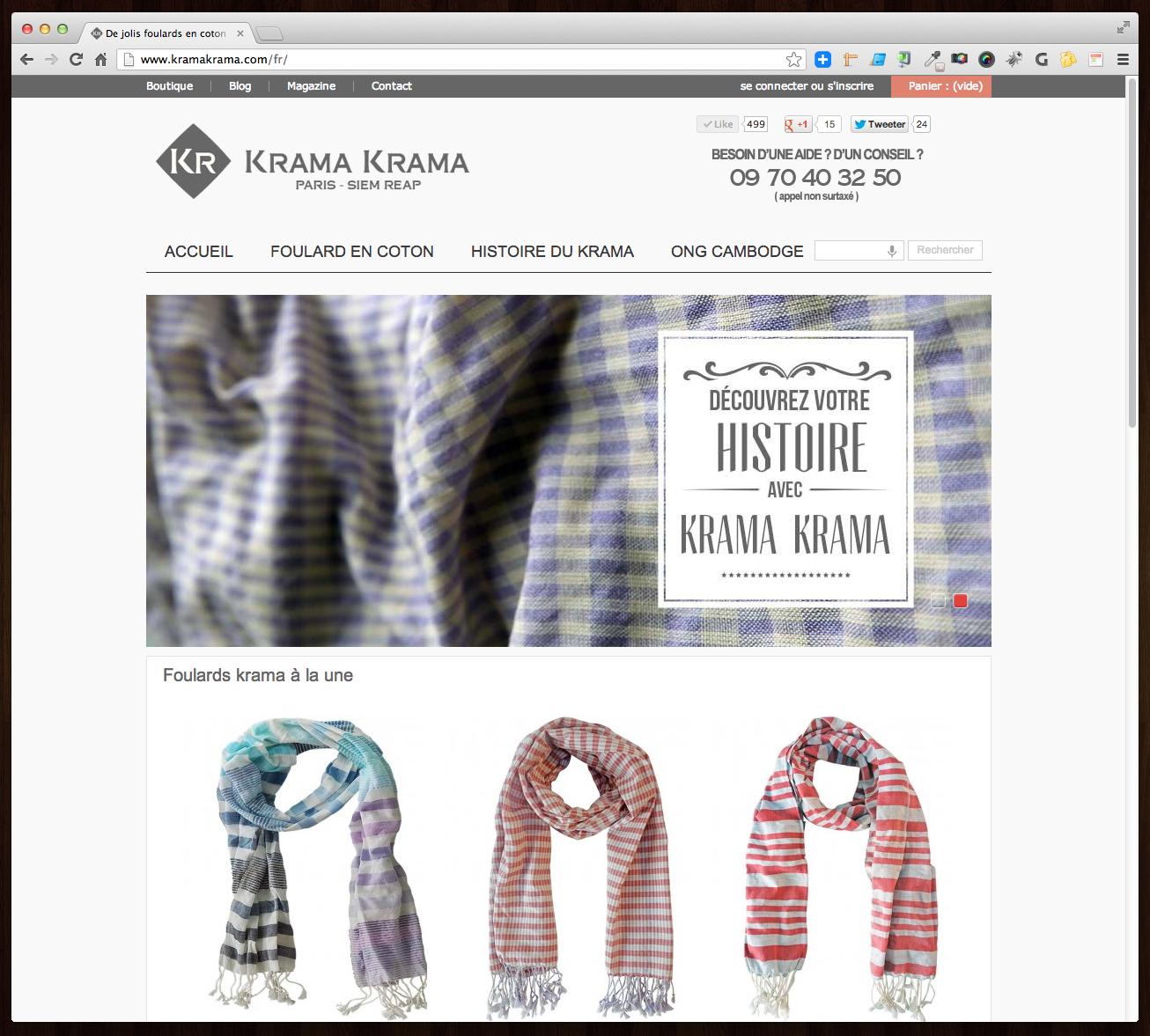 kramakrama-homepage