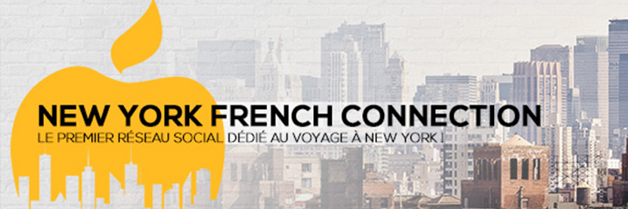 New York French Connection : le réseau social pour les fans de Big Apple