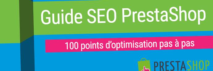 Guide SEO gratuit pour PrestaShop