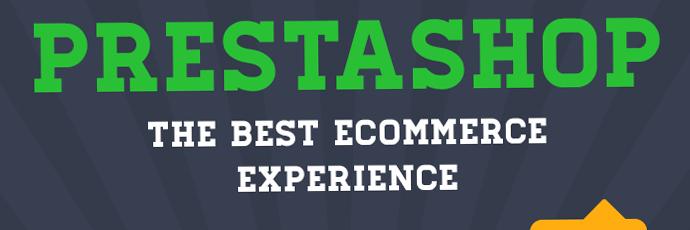 Infographie : PrestaShop, le CMS e-commerce ultime