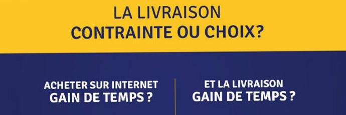 Infographie e-commerce : pour 8 Français sur 10, la livraison est source d'agacements !