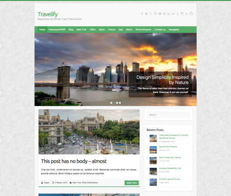 travelify-woocommerce-theme