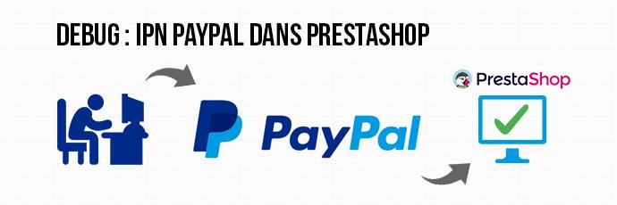 Debug PrestaShop : pas de commande back office avec PayPal