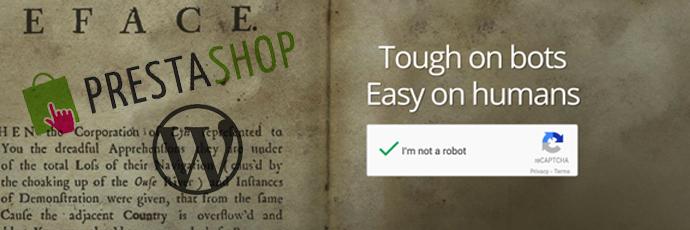 Tuto gratuit : ajouter reCAPTCHA à PrestaShop