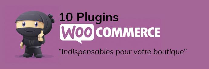 10 Plugins WooCommerce indispensables pour votre boutique WordPress