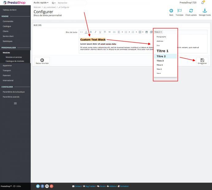 améliorer référencement prestashop 1.7