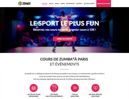 Zumba France