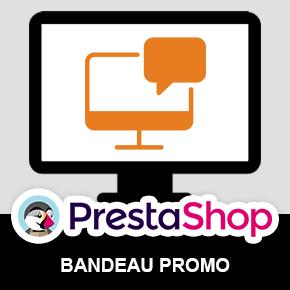 module-prestashop-bandeau-promo