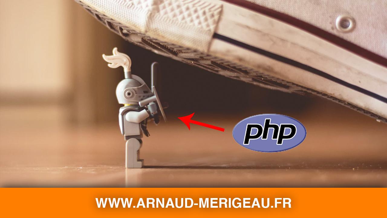 Améliorer la vitesse de PrestaShop et WordPress avec PHP 7.x