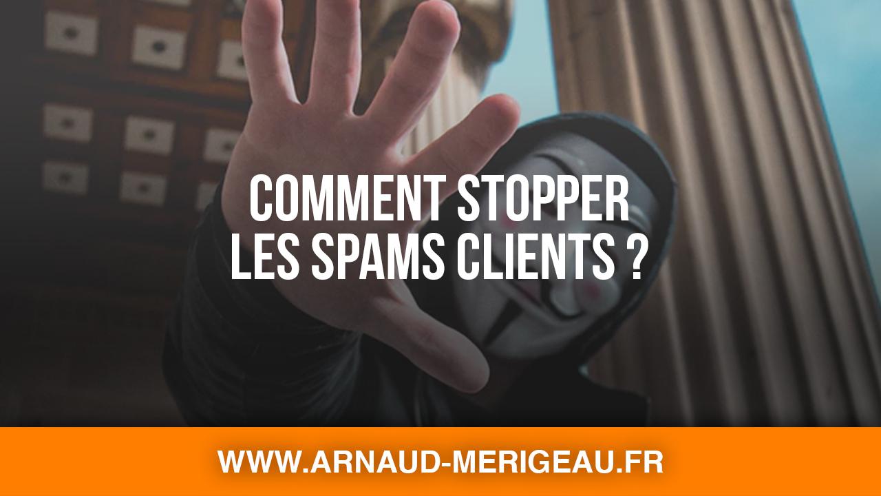 Comment protéger PrestaShop des comptes clients spams ?