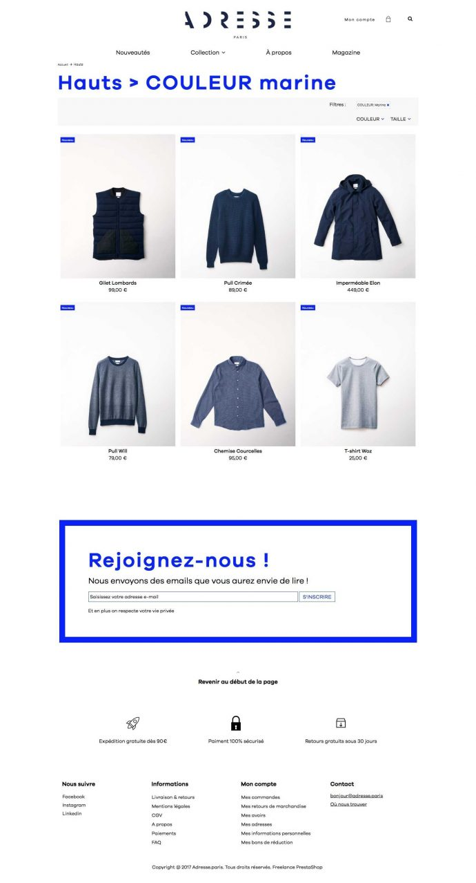 adresse.paris-prestashop-categorie