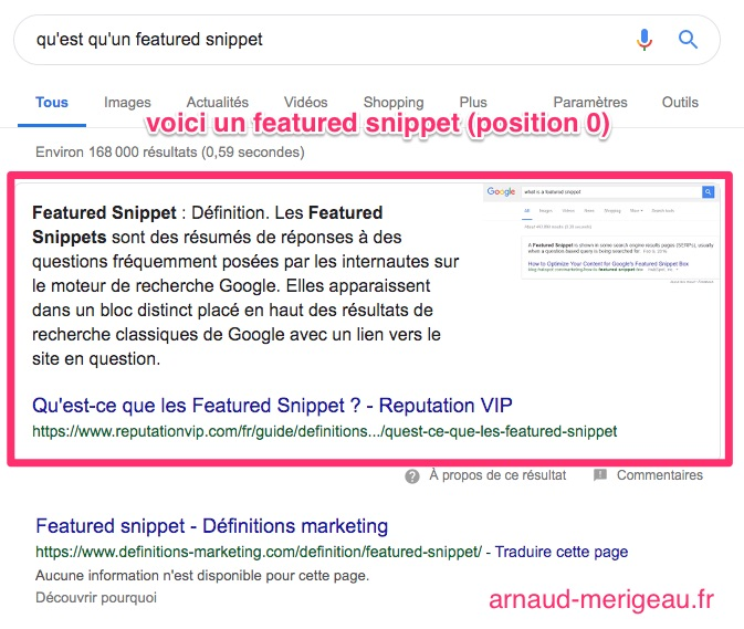 featured-snippet-position-zero