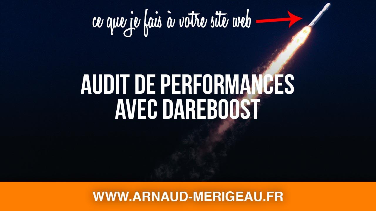 Comment réaliser un audit de performances WordPress ou PrestaShop avec Dareboost ?