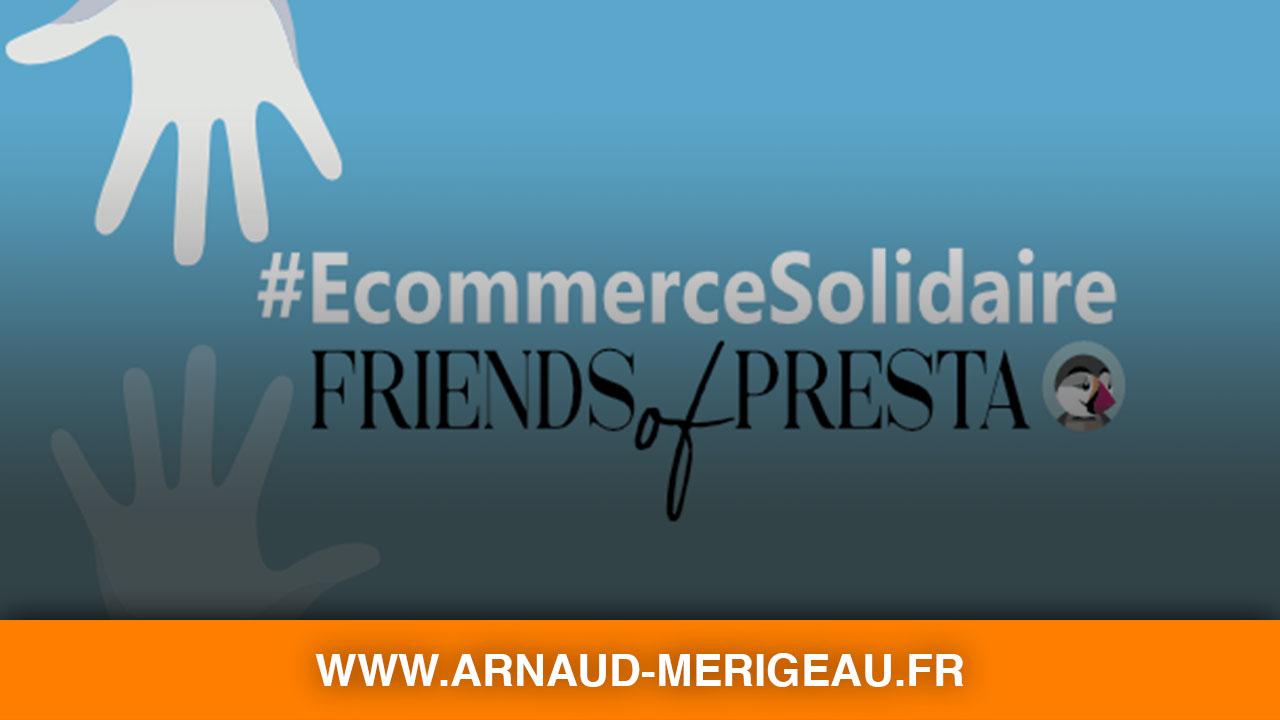 Aide e-commerce face au Covid-19 avec #EcommerceSolidaire