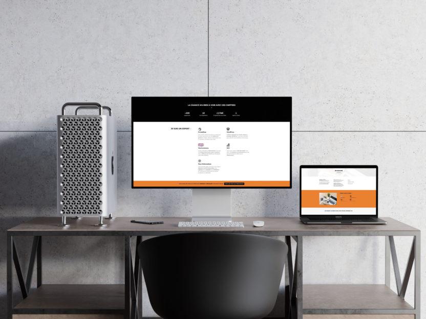 Nouveau site web Latoufrancais